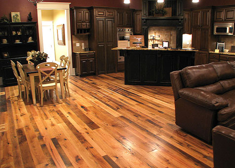 Antique Oak, Reclaimed Oak, Birch Creek Millwork, TExturewood, Classic  Hardwood Floors, - Reclaimed And Textured Flooring