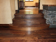 Classic Hardwood Floors Missoula Montana Handscraped Walnut