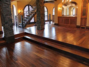 Classic Hardwood Floors Missoula Montana, Handscraped Walnut