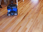 dustless deep cleaning wood floors from Classic Hardwood Floors, Missoula MT
