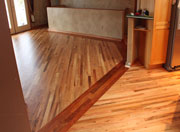 Custom hardwood floor from Classic hardwood floors missoula mt